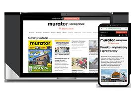 Miesiecznik Murator pakiet Online