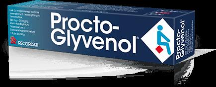 Krem doodbytniczy Procto-Glyvenol®