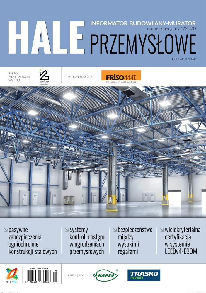 Hale Przemysłowe 2020
