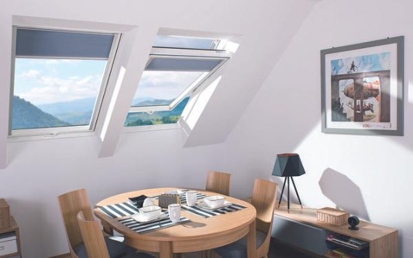 FPP-V preSelect MAX – okno dachowe, które otwiera przestrzeń