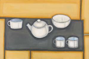 """Iwona Birenbaum, """"Śniadanie"""" zdjęcie"""